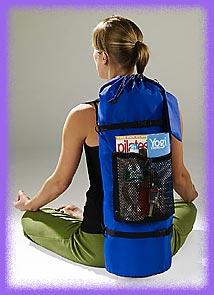 Multipurpose back pack, Pilates back pack, crossover back pack, sport back pack in several colors.