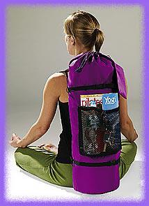 Pilates back pack, multipurpose back pack,  crossover back pack,  sport back pack   in several colors.