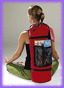 crossover back pack, sport back pack, Multipurpose back pack, Pilates back pack, in multiple colors.
